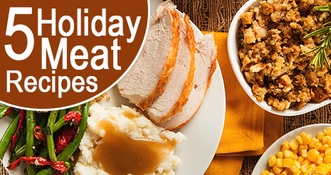 best holiday meat recipes