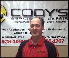 Meet Cody S Appliance Repair Staff Professional