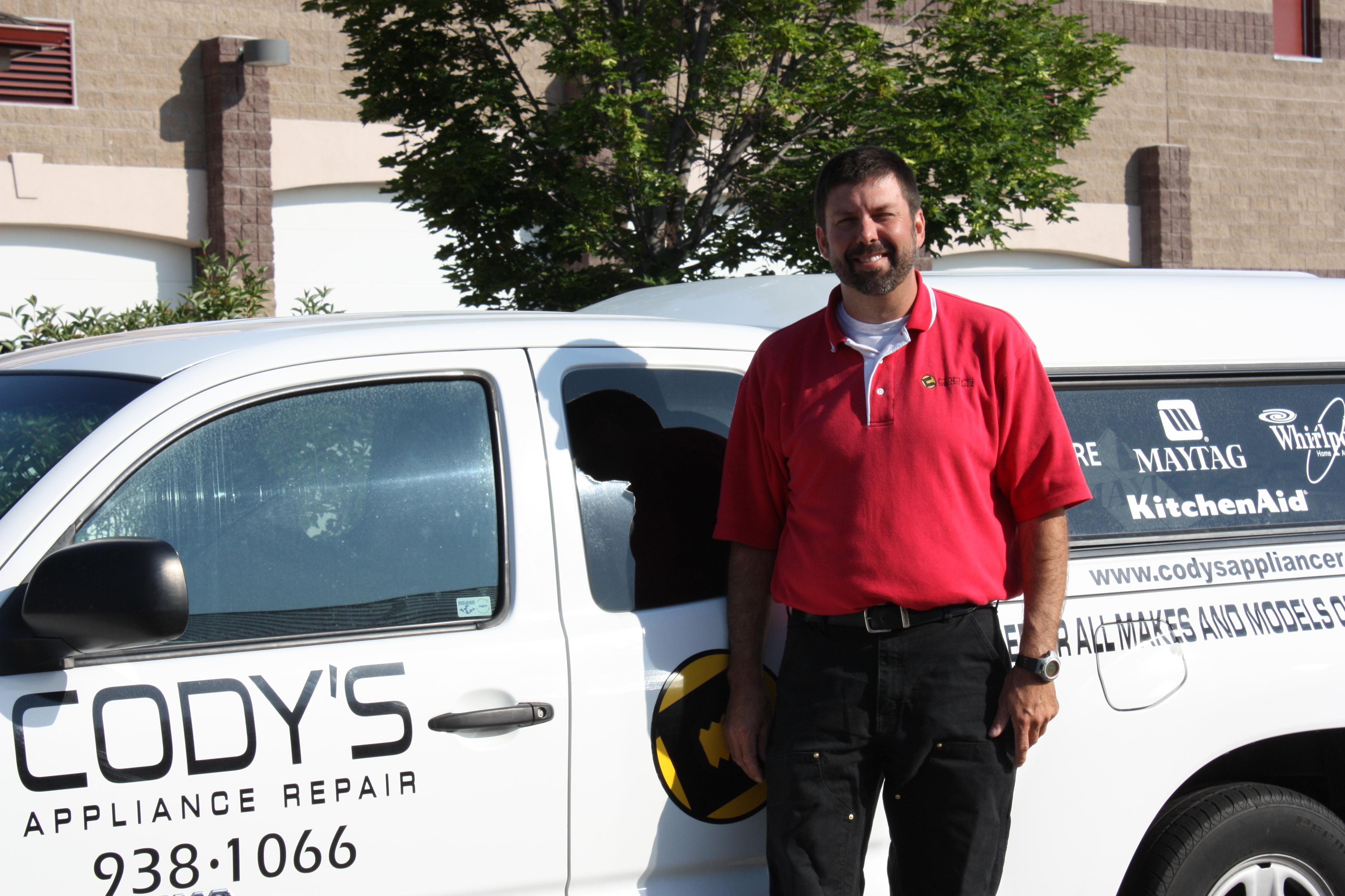 Randy Image Cody S Appliance Repair