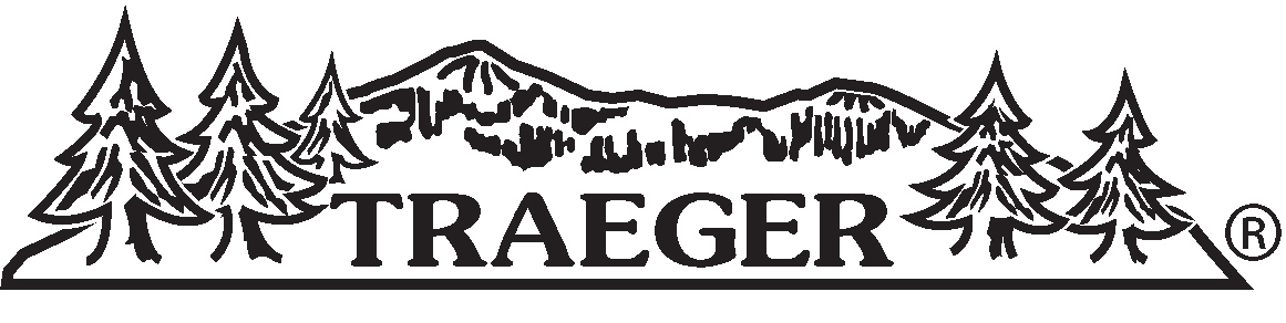 Traeger Logo White Cody S Appliance Repair