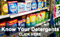 What detergents are the best