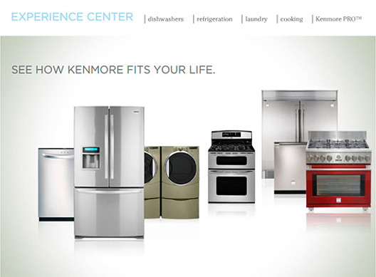 kenmore appliances photo - Cody's Appliance Repair