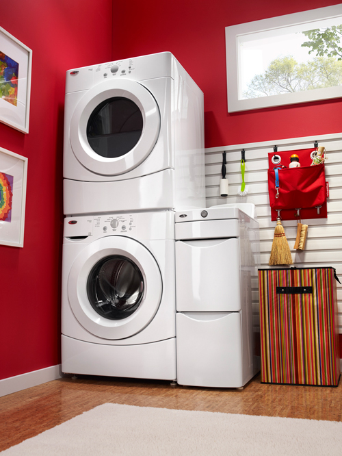 Lg Dryer Repair >> Amana washer and dryer, stacked image - Cody's Appliance Repair