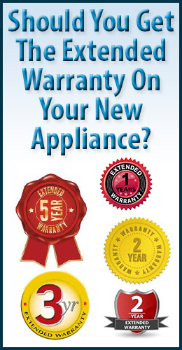 Should I Buy An Extended Warranty On My Appliance Cody S Appliance