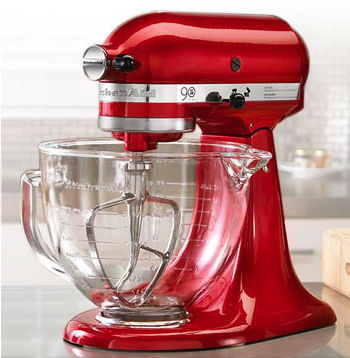 Awesome KitchenAid Mixer Repair
