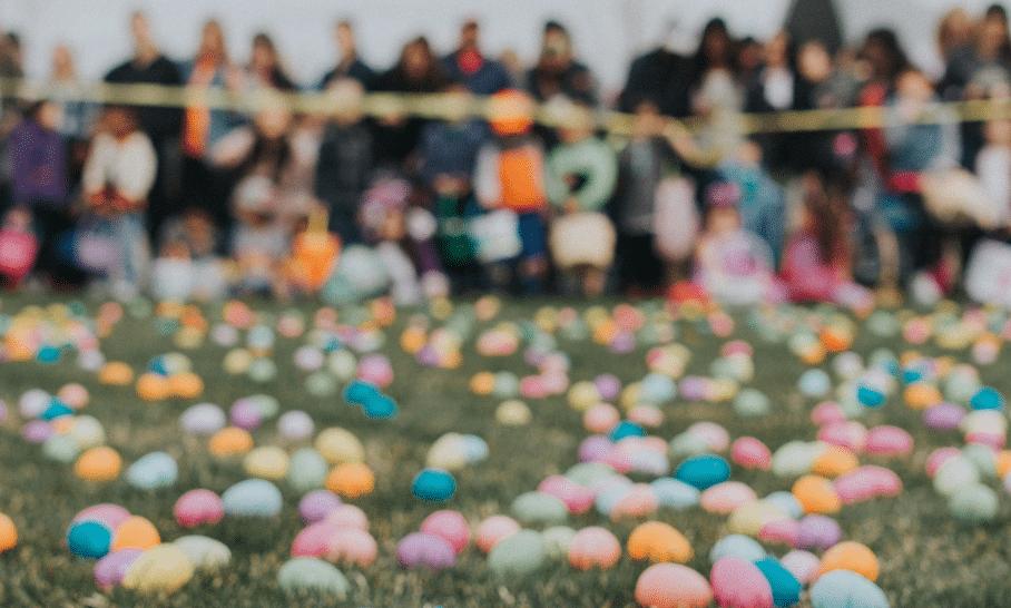 boise easter egg hunts