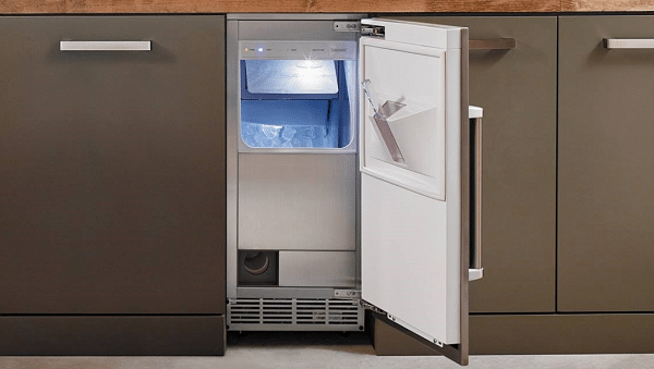 clean your ice maker