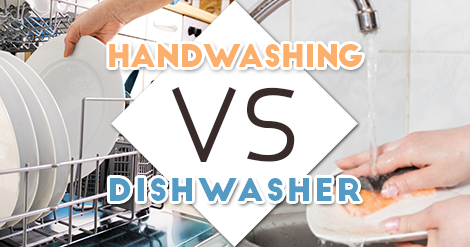 What S Better Dishwasher V Handwashing Dishes