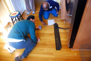 how to find mold in your home