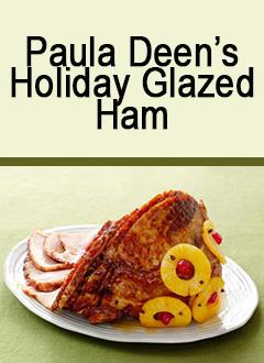holiday glaze ham recipe
