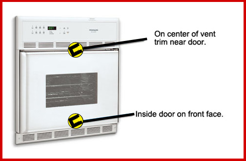 Inwall Oven