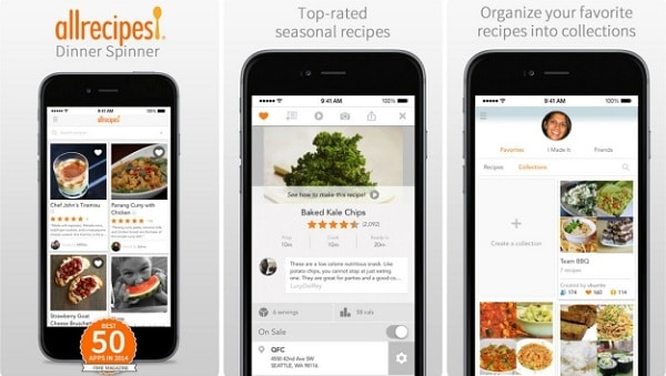 Best Cooking Apps Our Top 4 Picks Cody S Appliance Repair