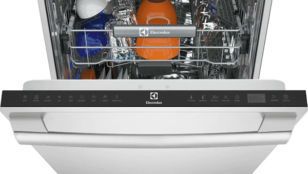 electrolux dishwasher error codes