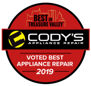 Boise Appliance Repair Cody S Appliance Repair 208 938