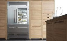 sub zero refrigerator reviews