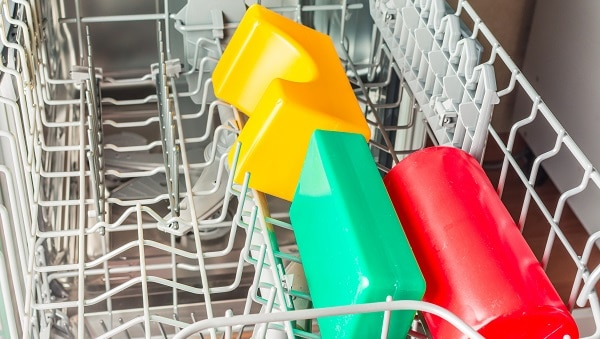 dishwasher sanitize cycle