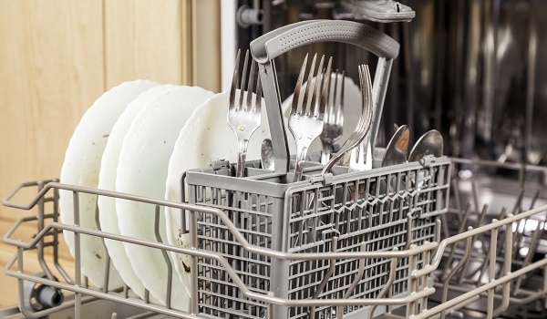 dishwasher not drying dishes