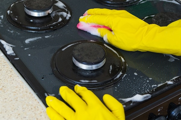 kitchenaid stove won't light