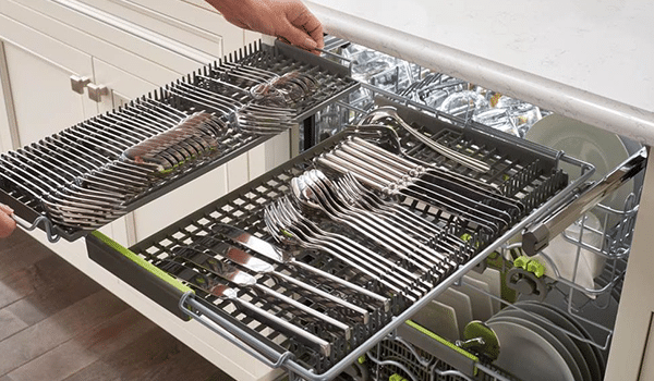 cove dishwasher not cleaning