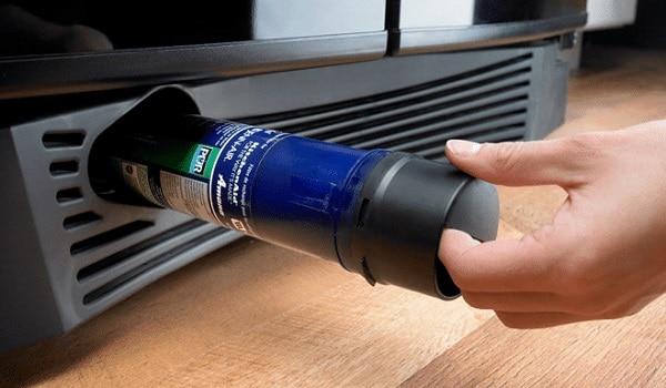 whirlpool refrigerator leaking water from water dispenser